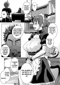 Maid x4 Chapter 3 Cover